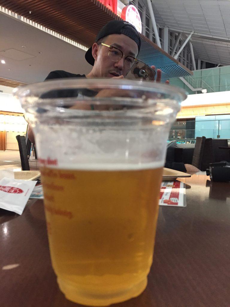羽田空港ビール