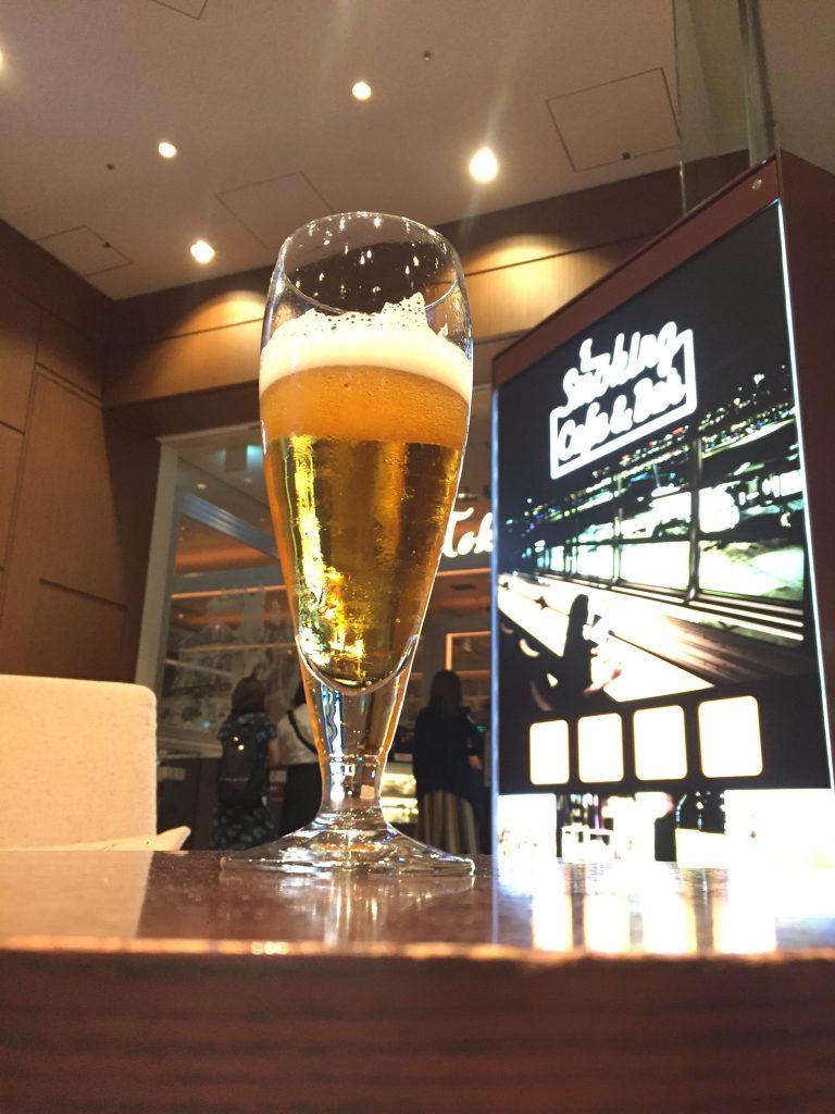 羽田空港 ビール