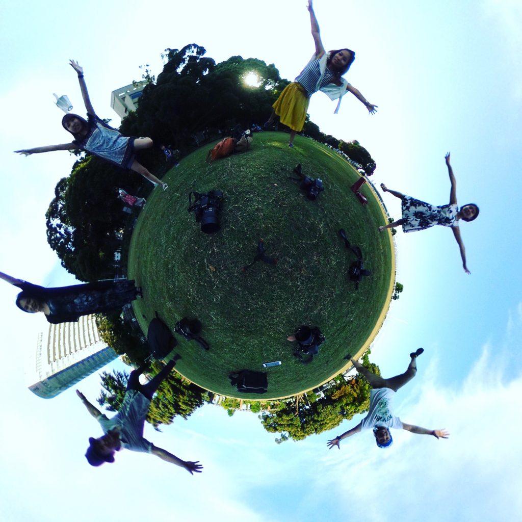 360度カメラ シータS
