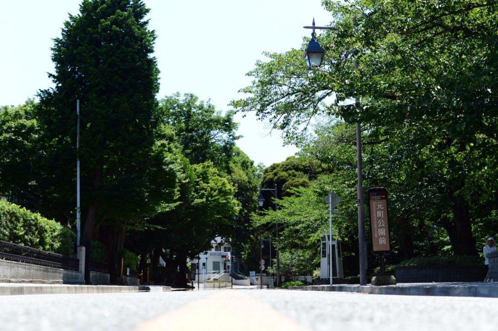 元町公園前