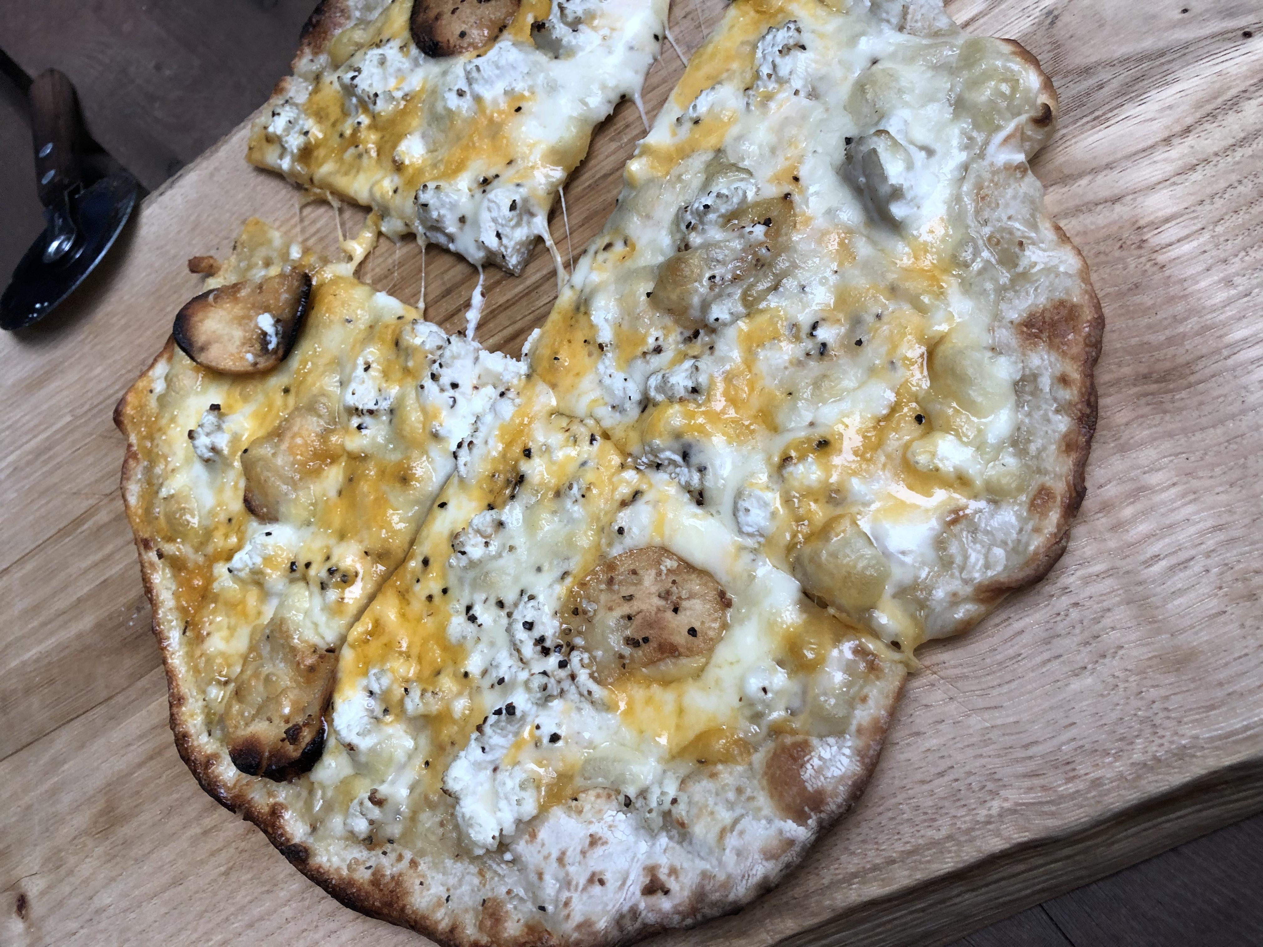 長野 窯焼きピザ